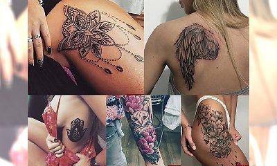 TOP 20 nowoczesnych tatuaży, jak z najlepszych salonów!