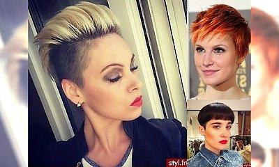 Krótkie fryzury 2017 - kobiece, niesamowicie stylowe cięcia!