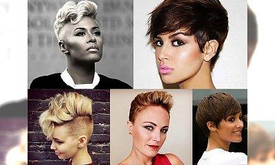 Fryzjerski HIT 2017 - charyzmatyczne krótkie cięcie włosów w mega kobiecych odsłonach!