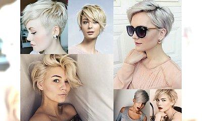 22 krótkie fryzury dla uroczych blondynek! Niesamowicie kobiece inspiracje!