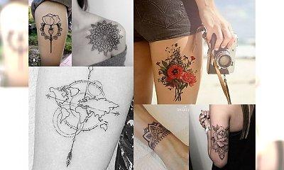 Najbardziej charyzmatyczne wzoru tatuażu na rok 2017! Te motywy mają w sobie TO COŚ!