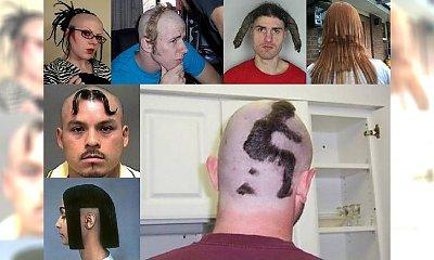 25 NAJBARDZIEJ KOSZMARNYCH FRYZUR! Matko, to są dopiero fryzjerskie wpadki! Co oni z siebie zrobili?!