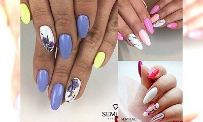 Nowoczesne i mega dziewczęce - inspiracje manicure 2017!