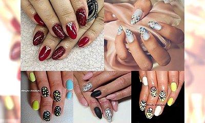 Te inspiracje manicure HIPNOTYZUJĄ! Garść NAJLEPSZYCH propozycji!