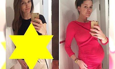 """Natalia Jakuła pokazuje brzuch 2 TYGODNIE po porodzie. Fani w SZOKU! """"Ciało kobiety jest..."""""""