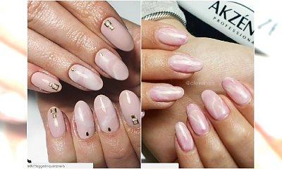 Kwarcowe paznokcie - gorący trend w manicure 2017. Próbowałyście już?