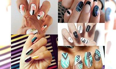 ABSTRACT NAILS - manicure doskonały dla miłośniczek sztuki współczesnej