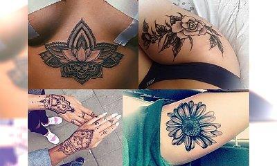 Tatuaże, które Cię uwiodą! Poznaj najnowsze trendy 2017!