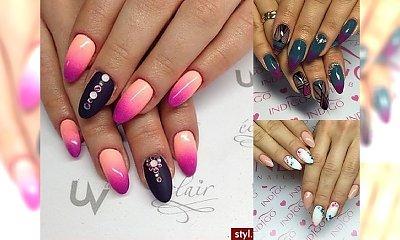 Daj się oczarować przez najnowsze trendy manicure! GALERIA 2017