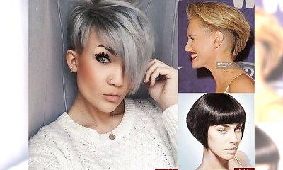 Fryzury dla krótkich włosów - odkryj najnowsze fryzjerskie trendy 2017!