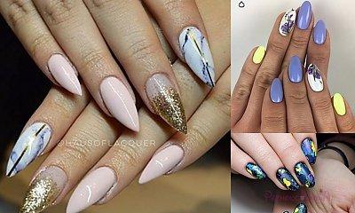 15 CHARYZMATYCZNYCH inspiracji manicure! Poznaj najnowsze odsłony mani 2017!