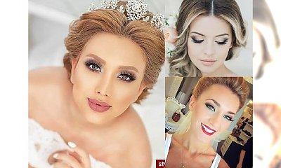 Makijaże ślubne 2017 - PRZEGLĄD najlepszych inspiracji!