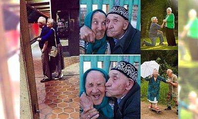 Miłość vs. wiek! 16 zdjęć świadczących o tym, że miłość nie zna granic wiekowych! GENIALNE!!!