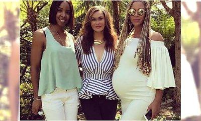Beyonce mocno przytyła w ciąży! Zobaczcie jej ostatnie nieoficjalne zdjęcia. Poznajecie?