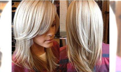 Włosy ścięte na jaskółkę - lubicie tę fryzurę?