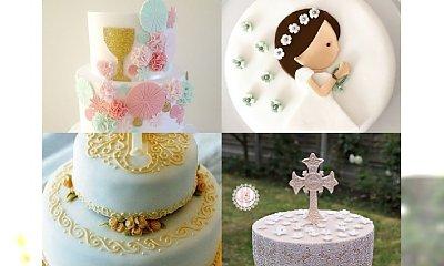 Najpiękniejsze torty komunijne dla Twojego dziecka [GALERIA INSPIRACJI]