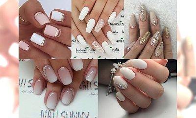 15 unikatowych stylizacji paznokci dla panien młodych