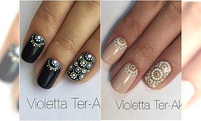 Paint point - gorący trend w manicure! Jak zrobić taki wzorek?