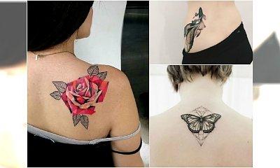 Nowoczesne tatuaże - najgorętsze trendy, modne motywy. 20 super inspiracji!