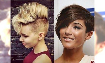 Kilkanaście inspiracji na krótkie fryzurki - postaw na wybitnie stylowe cięcie!