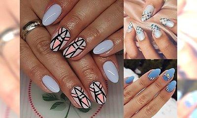 PAZNOKCIE 2017: poznaj najnowsze, kobiece inspiracje manicure!