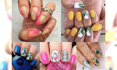 LATO 2017: odkryj 15 niesamowicie modnych inspiracji manicure!
