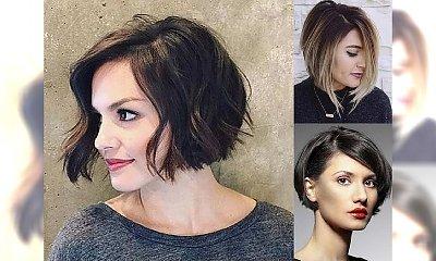 MEGA MODNY short bob w wielu odsłonach! Przegląd fryzjerskich trendów 2017!