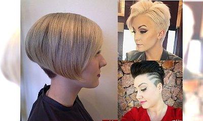 Nowoczesne, bardzo modne cięcia dla krótkich włosów - kobiece inspiracje!