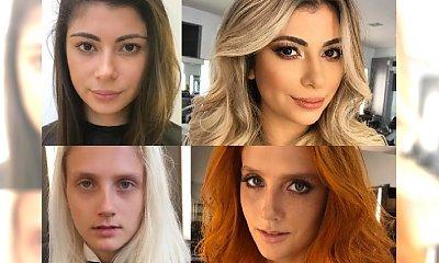 Ten fryzjer to król metamorfoz. Aż trudno uwierzyć, że na dwóch zdjęciach to te same kobiety!
