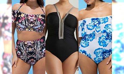 Lato 2017: Kostiumy kąpielowe dla puszystych! Najbardziej podoba nam się propozycja nr 3