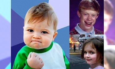 Sprawdźcie, jak popularni bohaterowie memów wyglądają teraz! Dzieciak sukcesu ma już 11 lat!