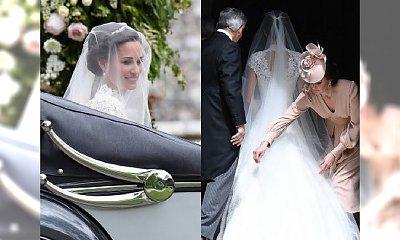 Pippa Middleton właśnie WYSZŁA ZA MĄŻ! Jak wygląda Panna Młoda?