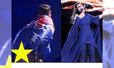 Ta WPADKA przejdzie do historii Eurowizji! Fan wtargnął na scenę i.. ŚCIĄGNĄŁ MAJTKI!