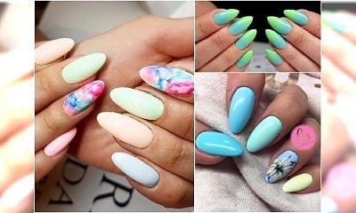 Hybrydy na lato - wzory paznokci w najmodniejszym wydaniu tego sezonu!