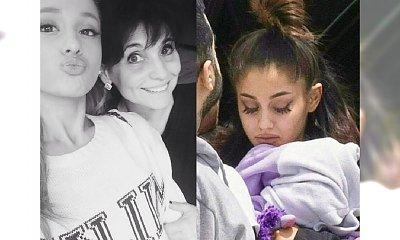 Ariana Grande tuż po ataku terrorystycznym. Na koncercie w Manchesterze BYŁA JEJ MAMA...