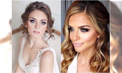 Makijaż ślubny - elegancki makeup dla panny młodej