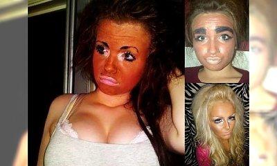 Koszmarne makijaże, obok których nie da się przejść obojętnie… One naprawdę myślą, że to jest piękne?!