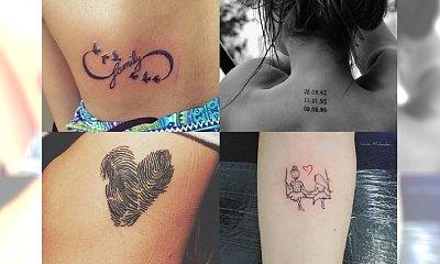 Piękne i wzruszające tatuaże dla matek, które chcą podkreślić swoją miłość do dzieci