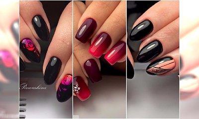 Elegancki manicure z kolorowymi akcentami - GALERIA wyrafinowanych wzorów