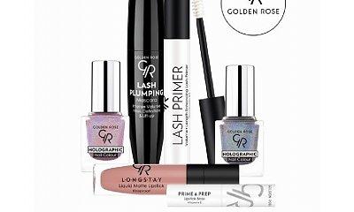 Konkurs z okazji Dnia Matki! WYGRAJ 5 zestawów kosmetyków Golden Rose!
