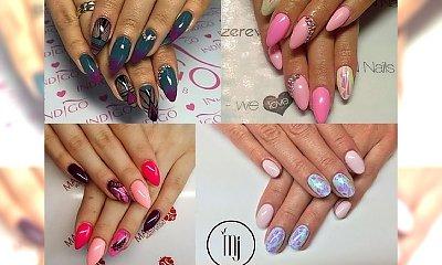Modne wzorki i odcienie manicure - TRENDY LATO 2017!