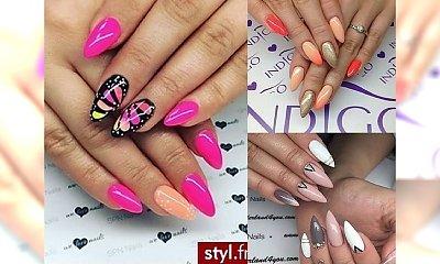 Nowe inspiracje ze świata manicure - te propozycje to prawdziwy HIT!