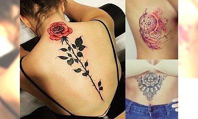Najmodniejsze wzory tatuażu dla dziewczyn! Gwarantujemy, że skradną Twoje serce!
