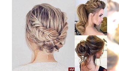 Dziewczęce fryzurki dla włosów półdługich i długich - odkryj z nami najnowsze fryzjerskie trendy 2017!