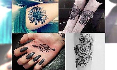 Te tatuaże to prawdziwe perełki! 23 ultrakobiece inspiracje na modne motywy!