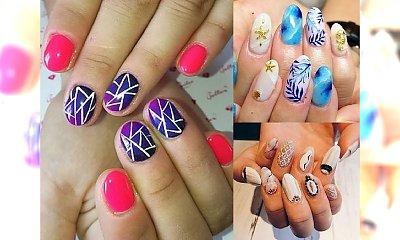 Ozdób swoje paznokcie za pomocą supermodnego manicuru! TOP 20 inspiracji na ten sezon!