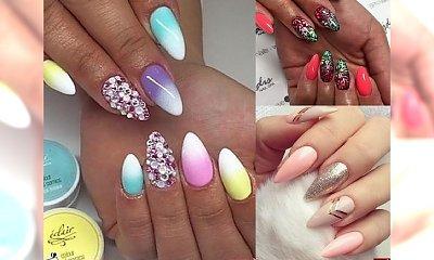 Najnowsze inspiracje ze świata manicure - HOT TRENDY 2017!