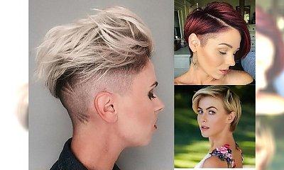 Krótkie i kobiece cięcia włosów, które pokochasz! Przejrzyj najlepsze inspiracje, które zachwycają!