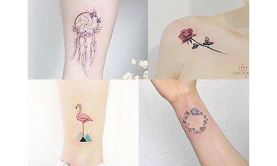 Maleńkie, sekretne i jednocześnie śliczne tatuaże, które pokochasz! 20 nowoczesnych wzorów!