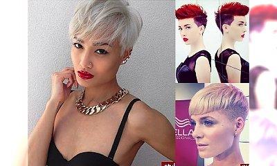Galeria krótkich fryzur, które pozwolą Ci osiągnąć perfekcyjny wygląd! PRZEGLĄD FRYZJERSKICH TRENDÓW!